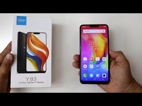 ViVo Y83 Unboxing And Review I Hindi