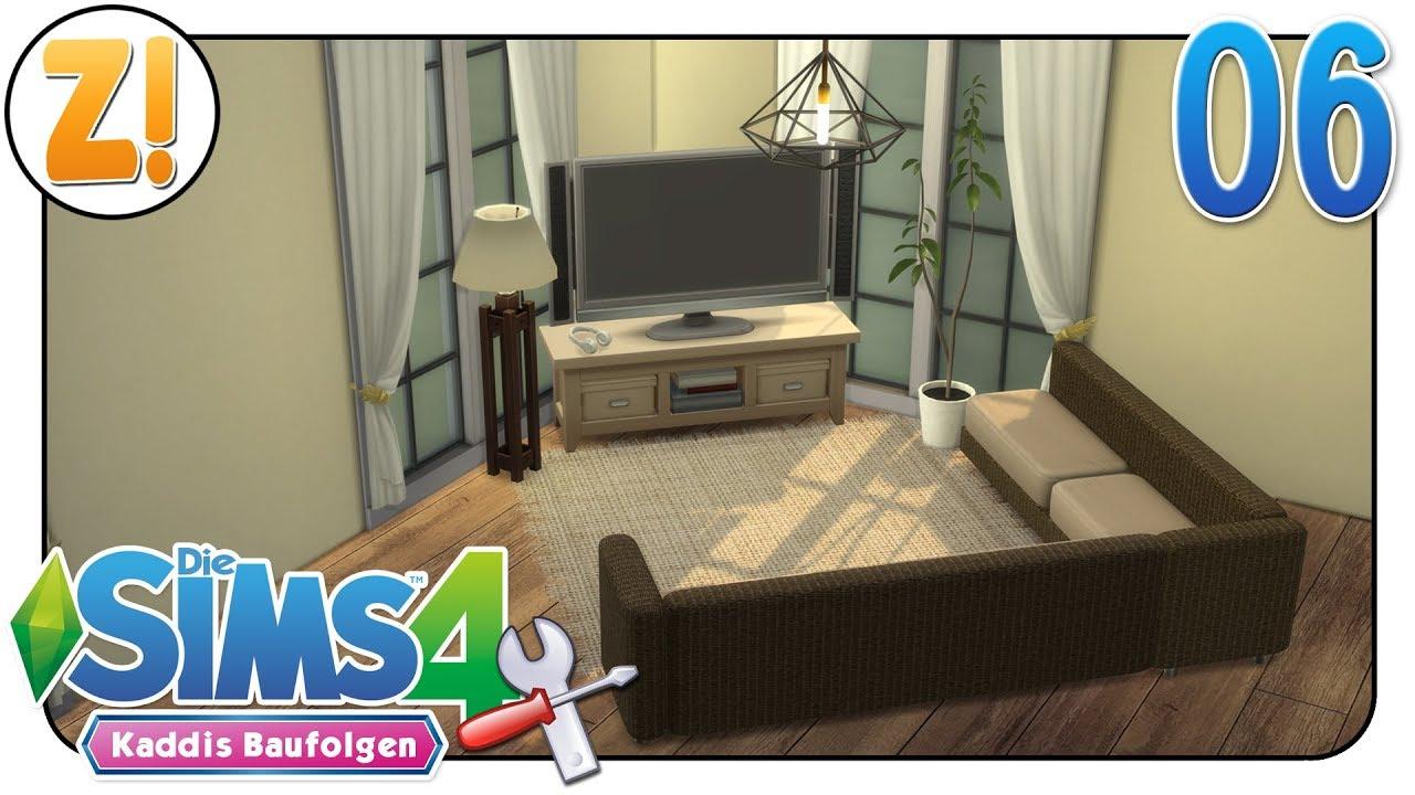 Sims 4 - Kaddi\'s Baufolgen: Ein Ecksofa für gemütliche Zeit zu zweit ...