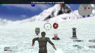 Star Wars Battlefront Renegade Squadron - Luke Episode 5 Mod