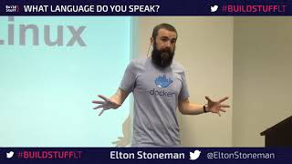 Elton Stoneman - Run Linux and Windows Containers on a Hybrid Docker Swarm