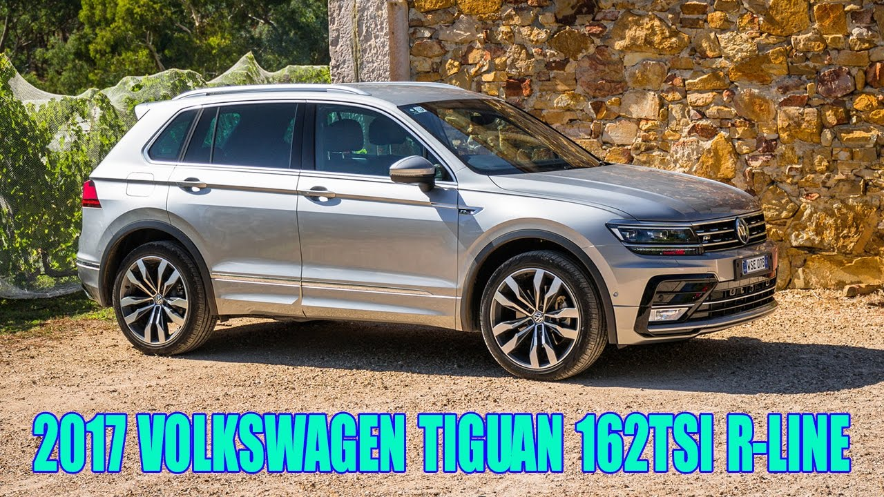 review new car 2017 volkswagen tiguan 162tsir line xuan duy youtube. Black Bedroom Furniture Sets. Home Design Ideas