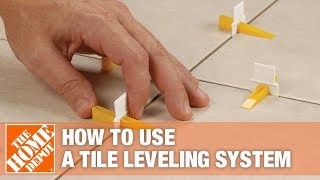 Repeat youtube video QEP's LASH Tile Leveling System