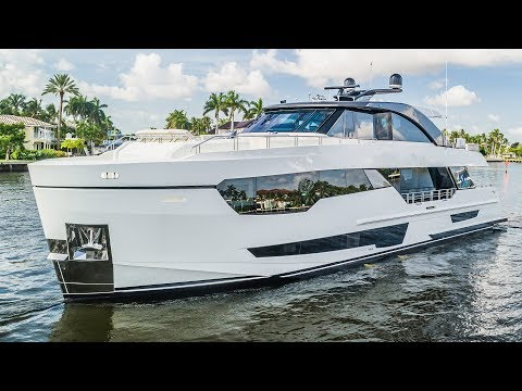 Revolutionary Yacht | Ocean Alexander 90R | Power And Innovation