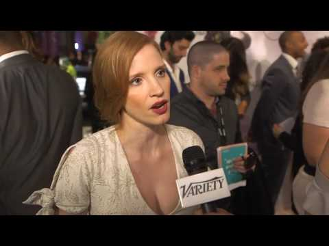 Jessica Chastain on Sexism in Hollywood