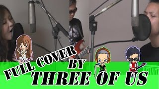 """"""" BUMP OF CHICKEN feat. HATSUNE MIKU / 「ray」 """" Cover By THREE OF US"""