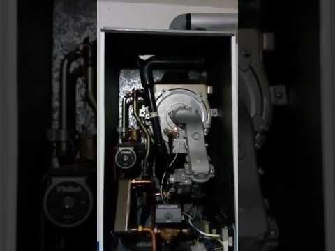 как работает газовый нагреватель vaillant, инструкция