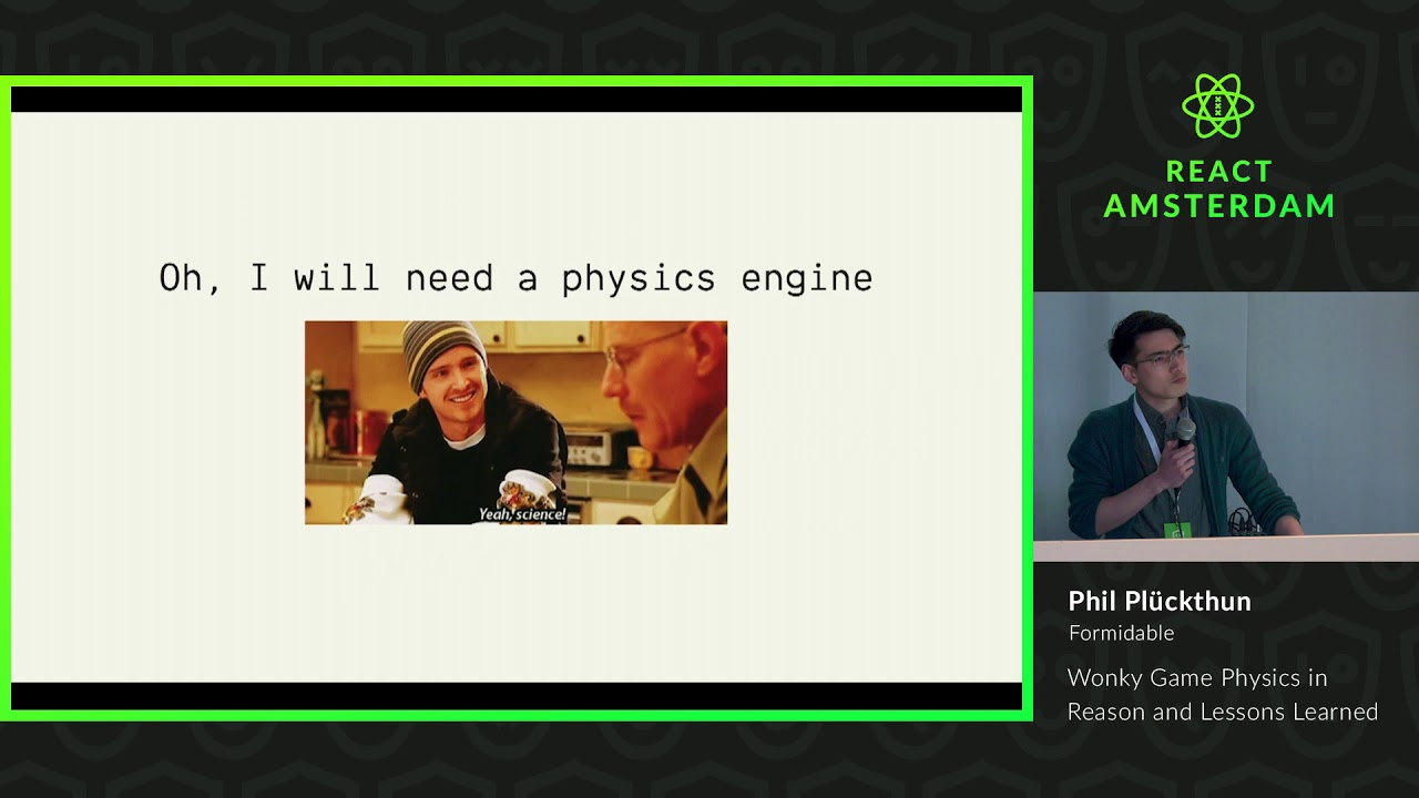 Wonky Game Physics in Reason and Lessons Learned – Phil Plückthun