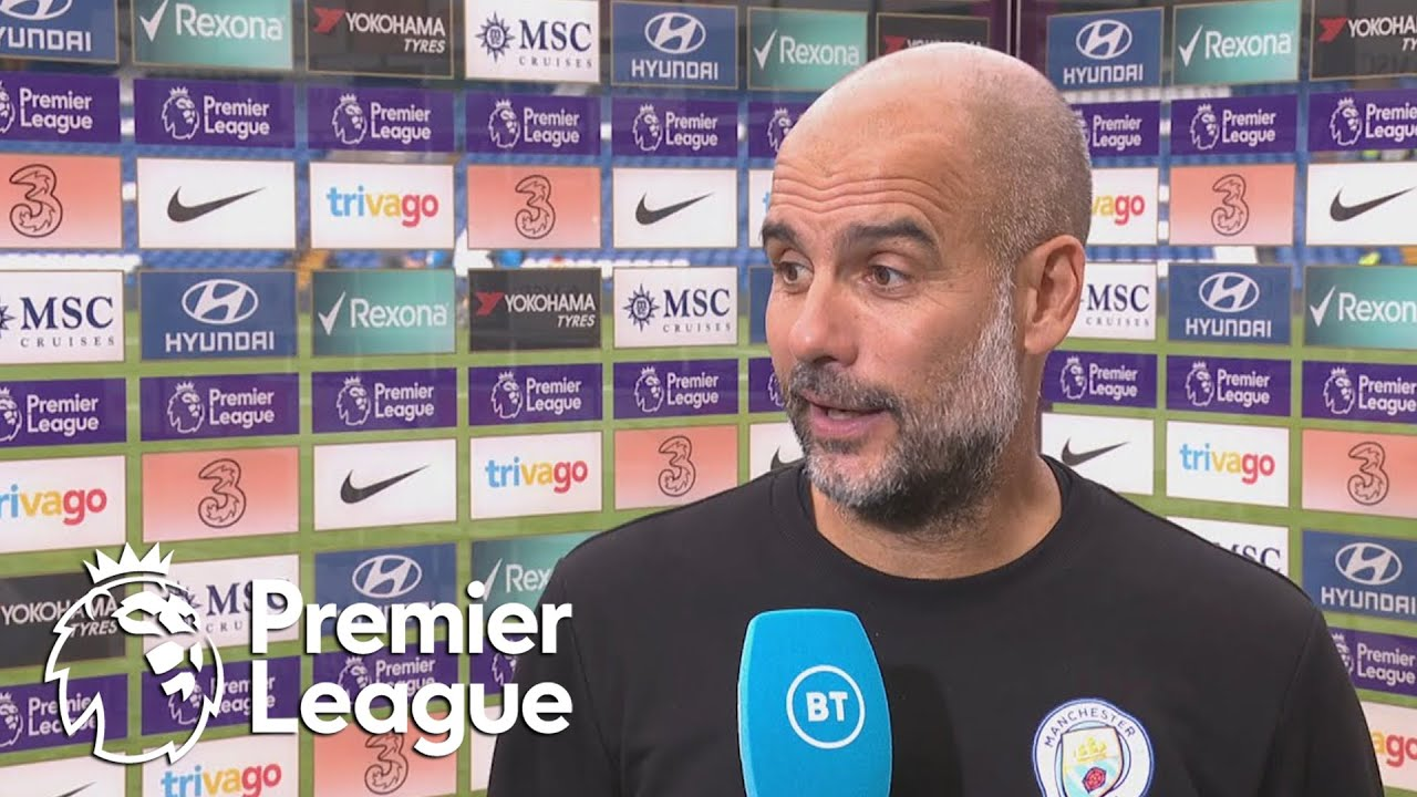 Download Pep Guardiola: Manchester City 'made me so proud' v. Chelsea | Premier League | NBC Sports