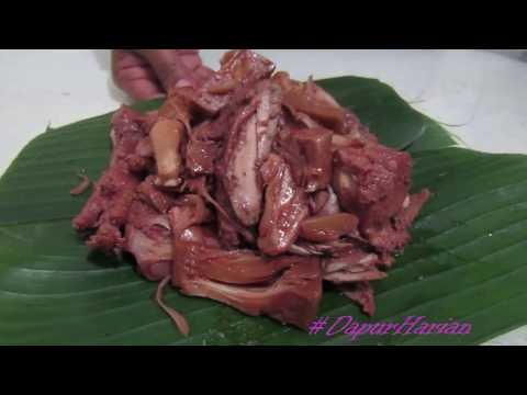 Resep Masak Sayur Gudeg Jogja #DapurHarian