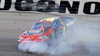 Gambar cover Top 15 Worst Jeff Gordon Wrecks