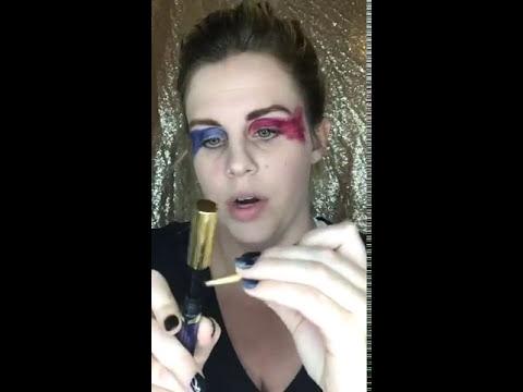 Harley Quinn Make Up - Halloween Look