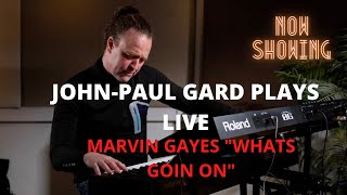 Whats Goin On - Marvin Gaye - played by John-paul Gard