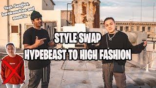 Style Swap: Hypebeast to High Fashion (feat. Sangiev, Bareknuckles, Rick Owens, Mnml.la, more..)