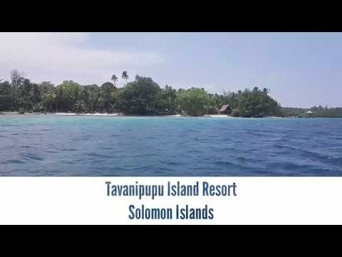 Tavanipupu Island Resort - Solomon Islands