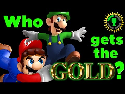 Thumbnail: Game Theory: Would Super Mario Win the Olympics?