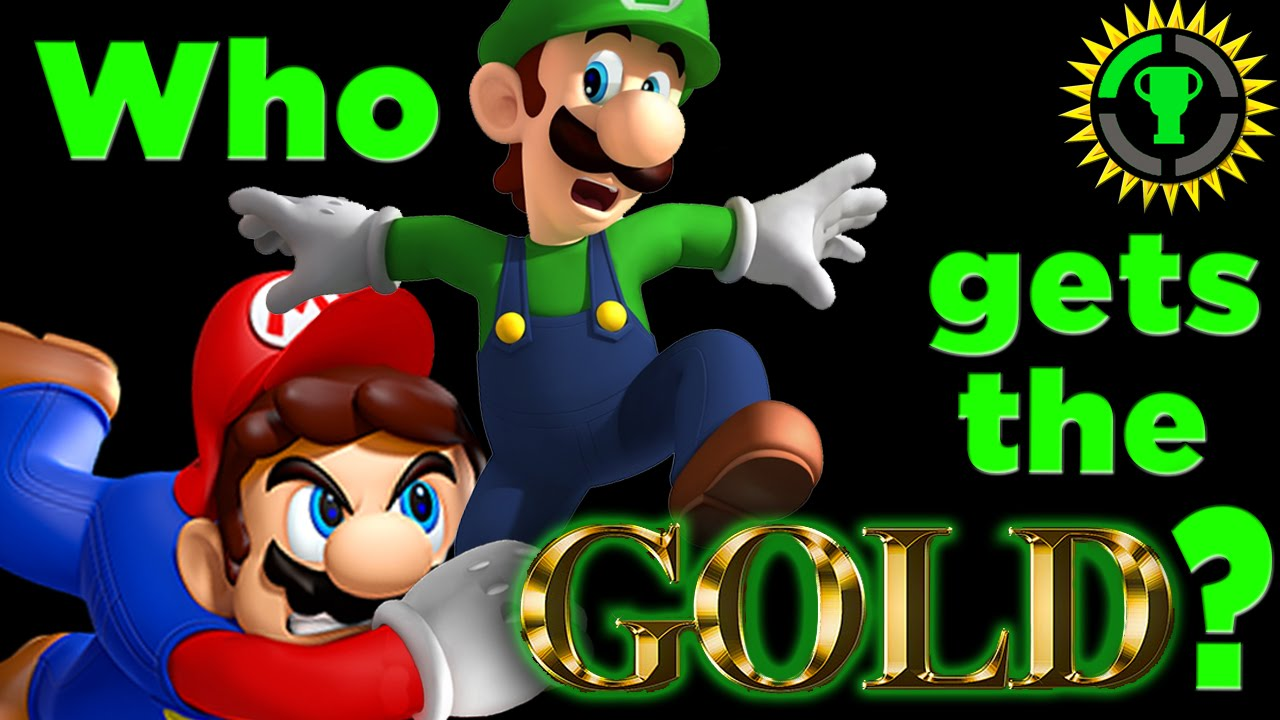 Game Theory Would Super Mario Win The Olympics Youtube