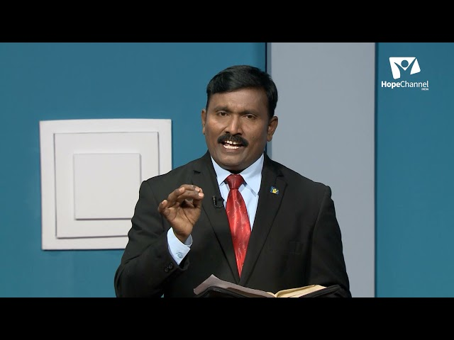 12 The Golden Rules in the Bible | Run away from three things | Pr. H.K. Antony Kumar