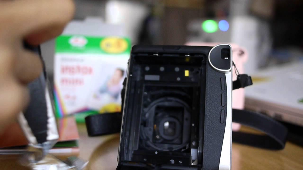 Обзор полароида Fujifilm Instax 8 Mini \ Fujifilm Instax 8 Mini .