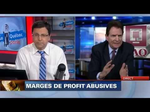 Le Québec parle (avec Denis Lévesque) Invité: Yves Mailloux (16.01.15)
