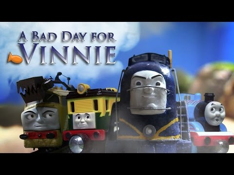 Thomas & Friends UK: A Bad Day For Vinnie | Thomas & Friends UK