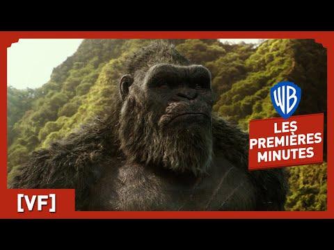 Godzilla vs Kong - Regardez les premières minutes du film !