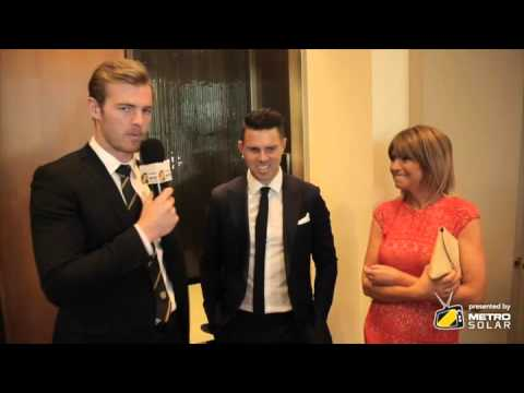 JDM 2015: Players on the red carpet
