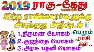 Rahu Ketu Peyarchi 2019 - Rahu Ketu Transit 2019 - Ragu Kethu Peyarchi Palan 2019 in Tamil