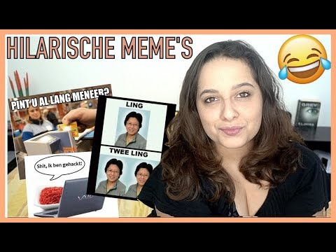 HILARISCHE MEME'S! | SLAPPE LACH