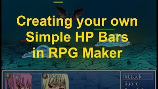Creating Simple Hp Bars Demo