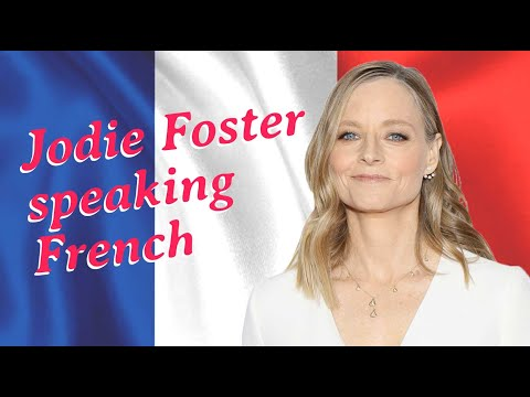 Reacting to Jodie Foster Speaking French - StreetFrench.org