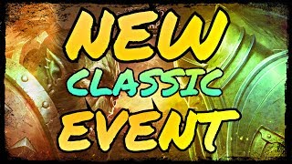 FINALLY Announcing: The Classic PvP Summit | Vanilla WoW PvP Event