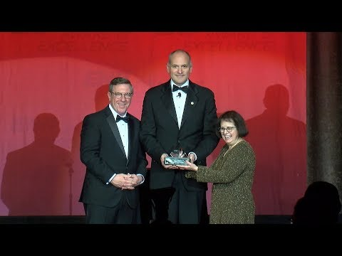 ENR's 2018 Award of Excellence Winner Ron Klemencic Issues Challenge to the Industry