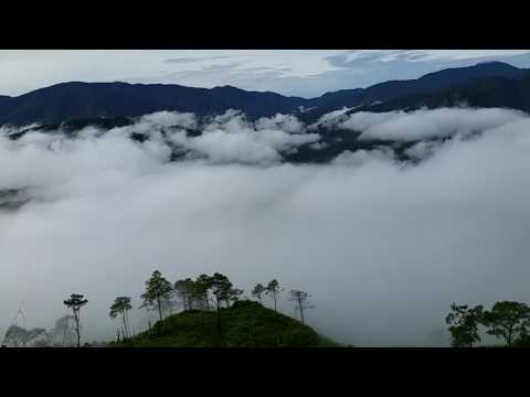 Bontoc Mountain Province Sea of clouds 5-9am