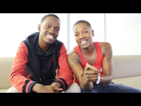 DJ Twitty and Lu believe in love