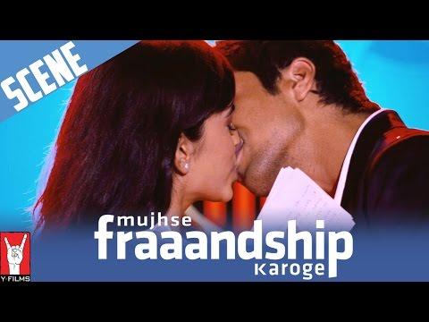 Vishal proposes to Preity - Scene - Mujhse Fraaandship Karoge