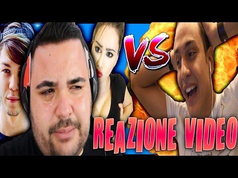 REAZIONE AI VIDEO DI CiccioGamer89 - Kappalicious & Alberico De Giglio! | Awed™