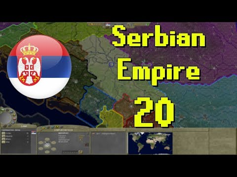 Supreme Ruler 2020 | Serbian Empire | Part 20 | Battle of Poland