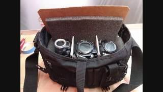 How to Make a Camera Bag Insert!