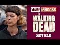 THE WALKING DEAD SAISON 7 EPISODE 10 : Réactions et Théories - After Show #10 (SPOILER ALERT)