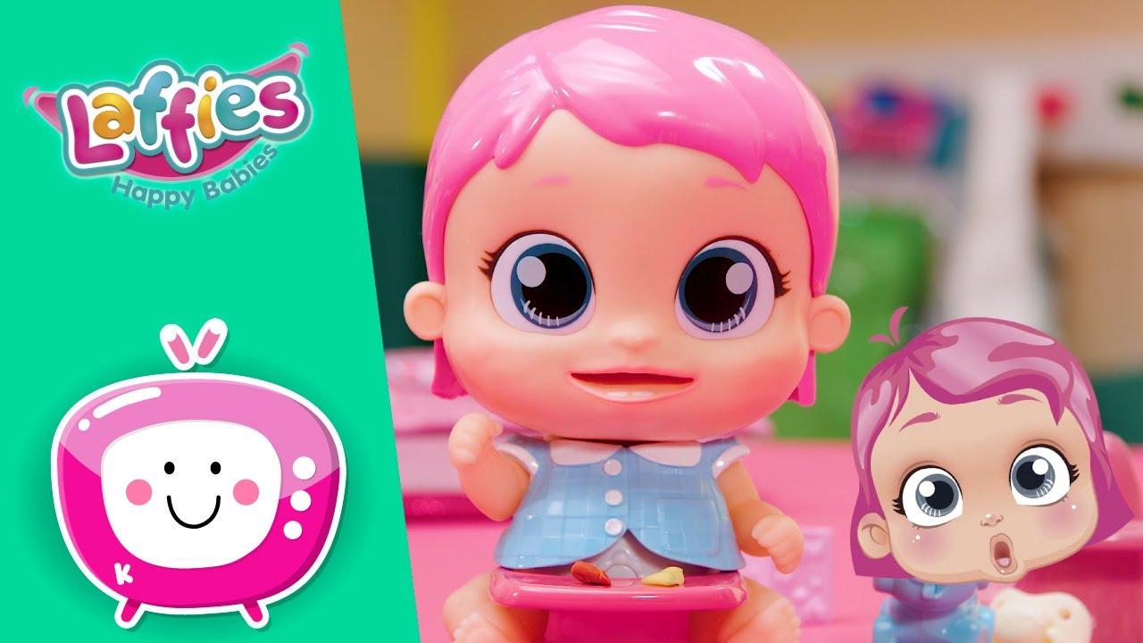 📖 El LIBRO de las cosas DIVERTIDAS 🤣 LAFFIES 👶💞 Happy Babies 😄 Nuevo Episodio 🌈 Vídeos para niños