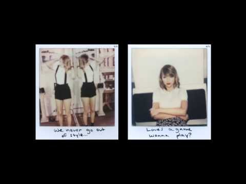 1989 Taylor Swift deluxe [descarga download]