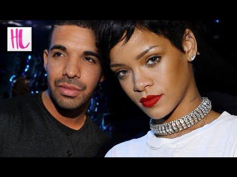 Rihanna Kisses Drake After MTV VMAs 2013