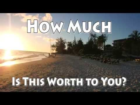Our Caribbean Coast: How Much Are They Worth To You?