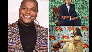 Who Is Kehinde Wiley, the Artist Behind Barack Obama's Presidential Portrait