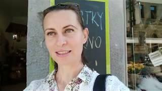 Vlog: Будни в CZ 5/Выставка грибов/ Магазинчик с био продуктами