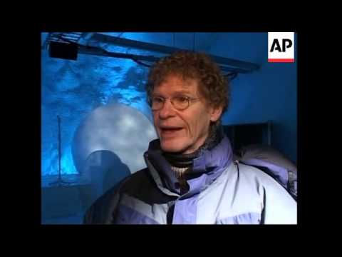 Doomsday vault designed to protect world's seeds
