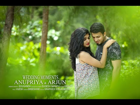 Kerala Kannur Hindu wedding Highlights 2017 / Anupriya & Arjun