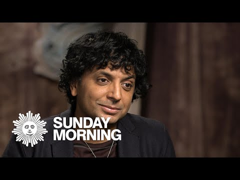 Director M. Night Shyamalan on getting accepted into NYU film school