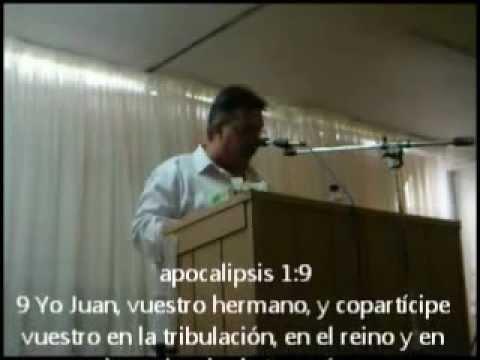 mensaje del hermano Santiago -la vision