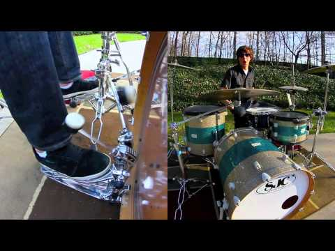 Pop That - French Montana - (Rick Ross, Drake, and Lil' Wayne) Michael J. Frederick Drum Cover